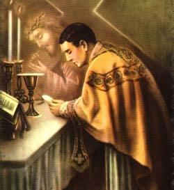 Santificazione dei Sacerdoti