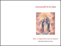 Devozione delle Tre Ave Maria