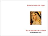 Rosario dei 7 Dolori della Vergine