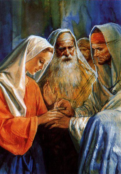 Mirys preghiera per la conversione del marito o della moglie