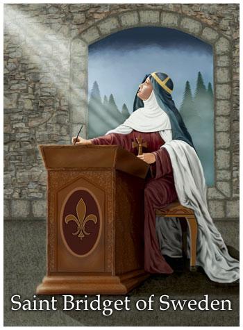 orazioni santa brigida
